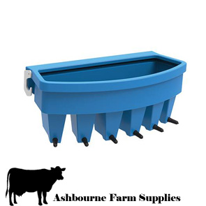 6 Compartment Teat Feeder